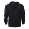 Loud Fast Rules Straight to Hell Hoody - Black