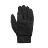 Statement Neoprene glove - black