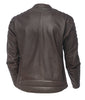 Raptor Riding Jacket - Tobacco Brown