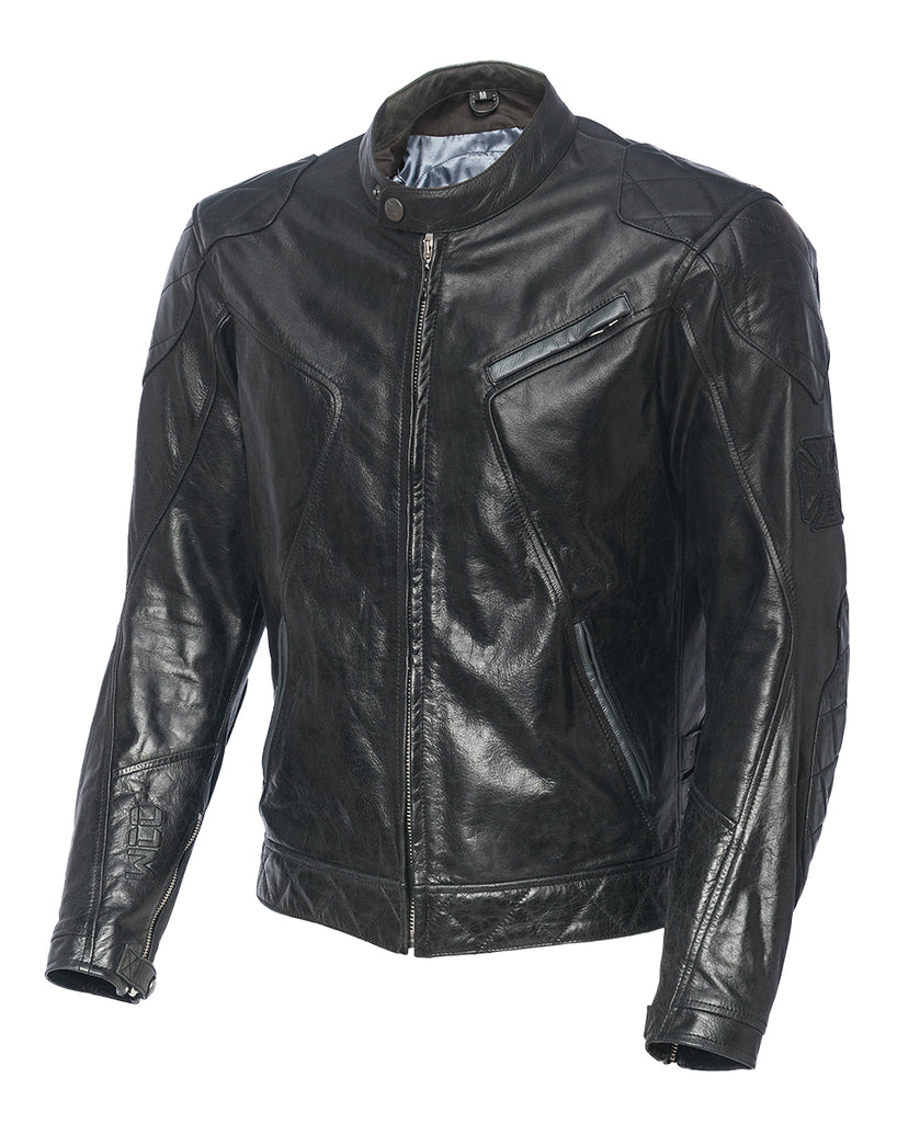 Dominator Riding Jacket - Black