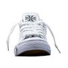 Warriors Low-Top White