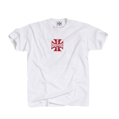 OG Cross LBC Tee - White
