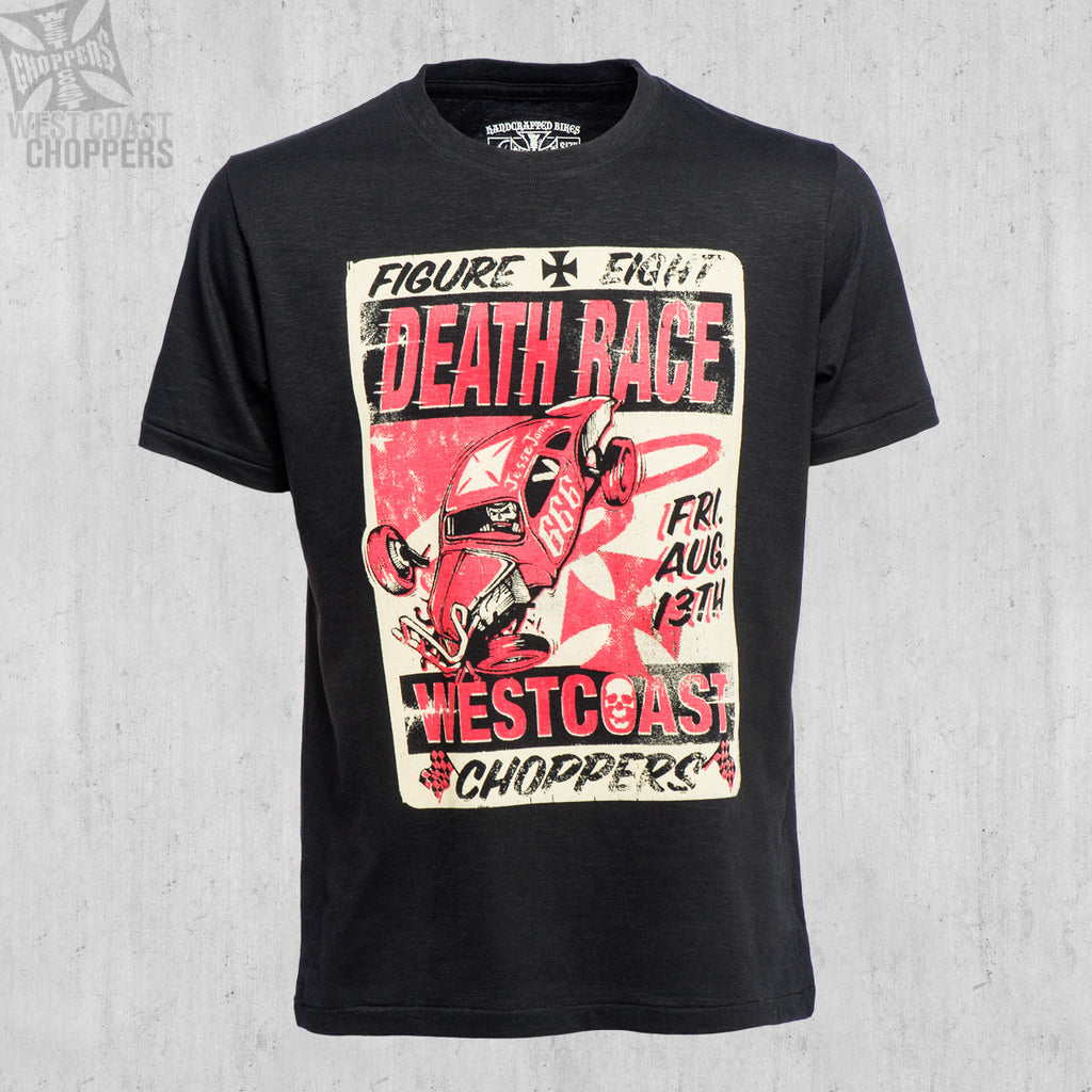 Death Races Tee