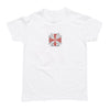 Web Cross Tee - White