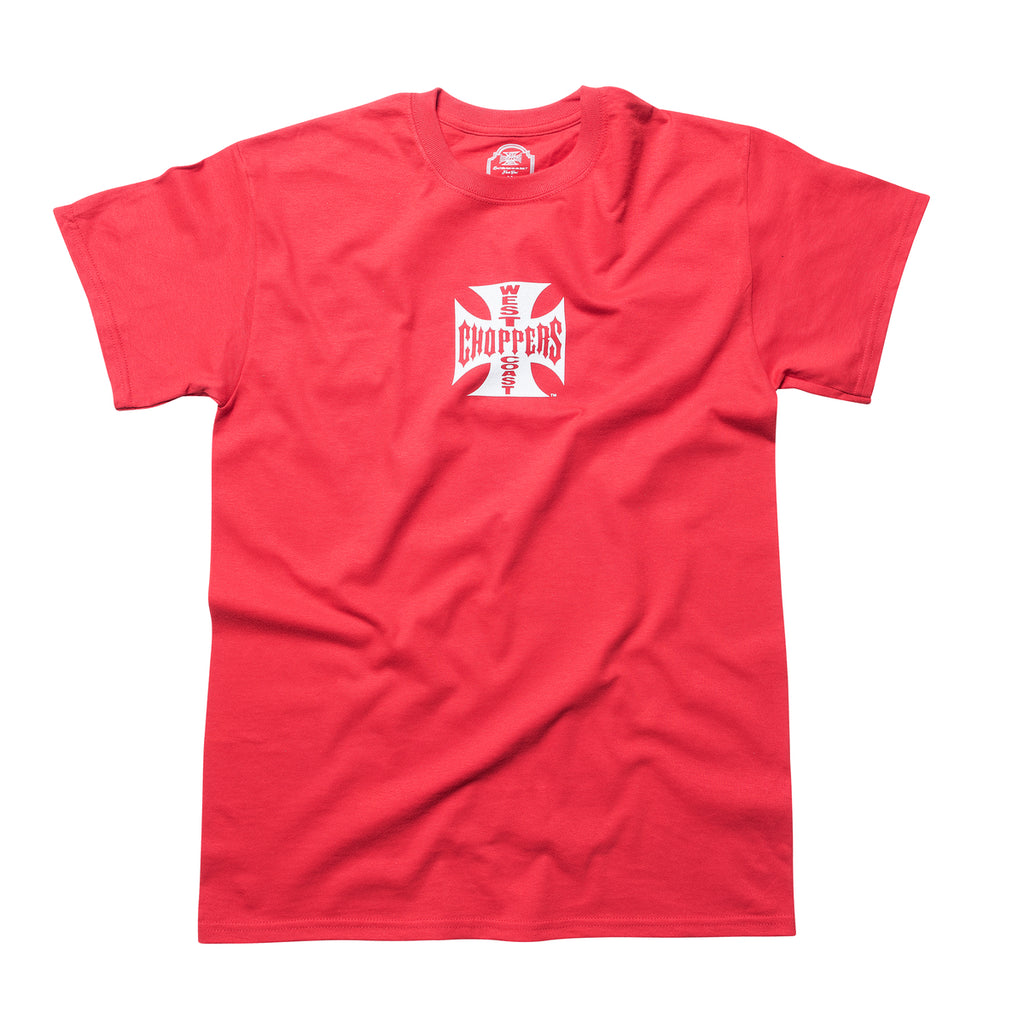 OG Cross LBC Tee - Red