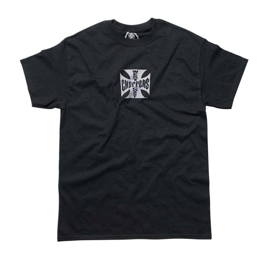 OG Cross LBC Tee - Black/Grey