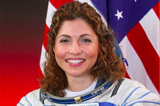 First Muslim woman in space uses tech to help others achieve their dreams