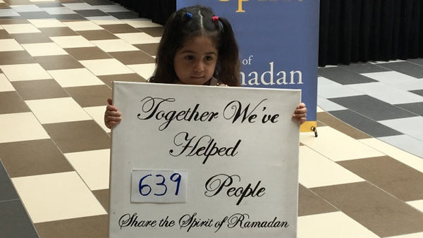 Spirit Of Ramadan Food Drive Helps Families In Need