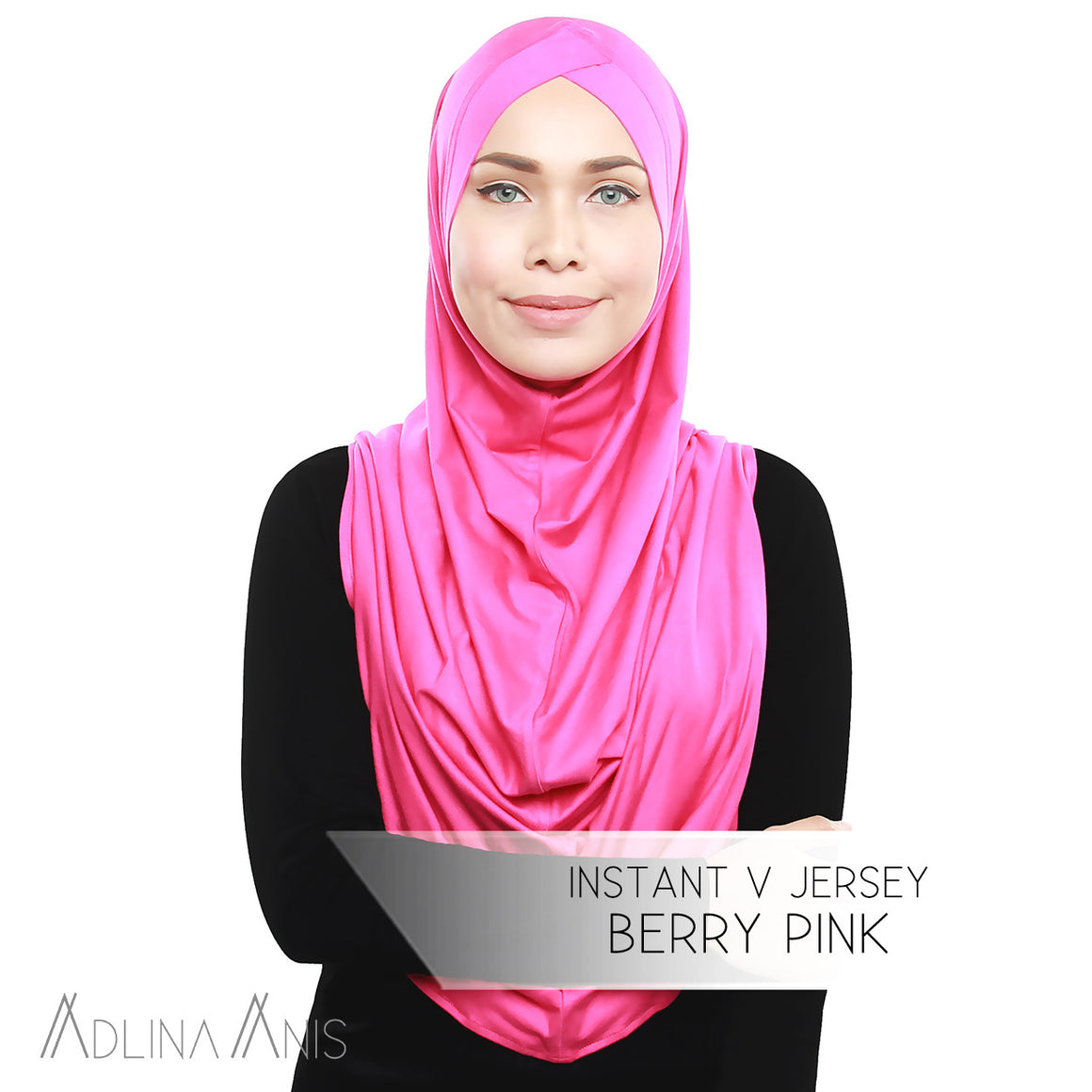 Instant V Jersey - Berry Pink
