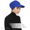 Aqua Sol Turban Cap - Electric Blue