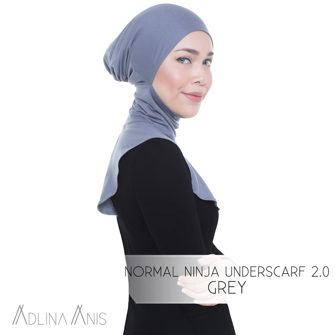 Normal Ninja Underscarf 2.0 - Grey