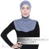 Normal Ninja Underscarf- Grey