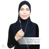 Adlina Anis - XL Ninja Echo - Navy Blue