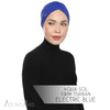 Aqua Sol Swim Turban - Electric Blue