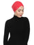 Aqua Sol Swim Turban - Chilli Red