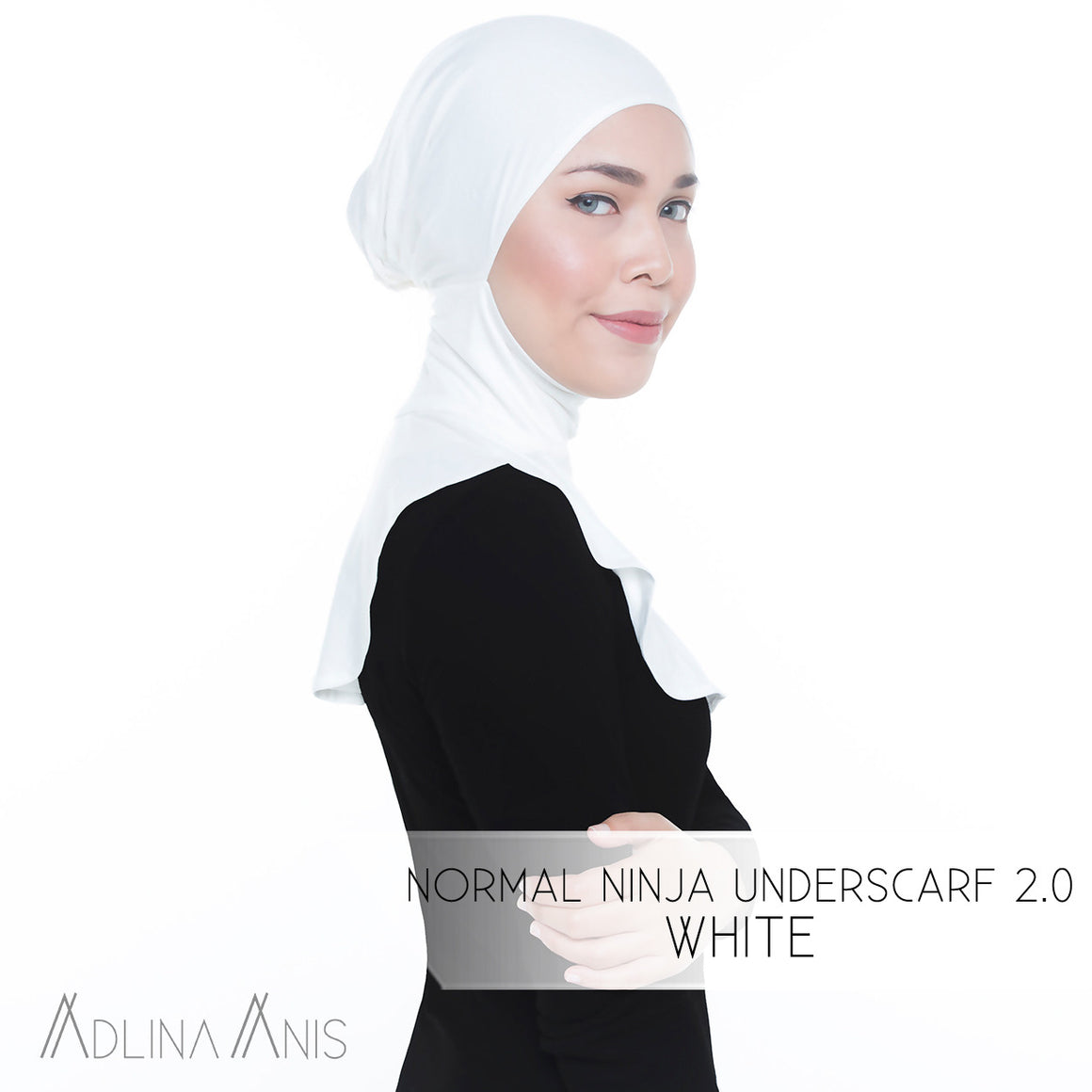 Normal Ninja Underscarf 2.0 - White
