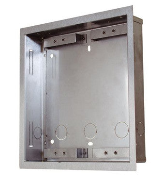 2N Telecommunications Helios Flush Mount Box for 2