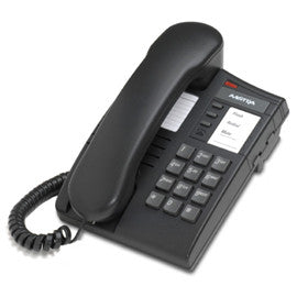 Aastra Single-line 8004 analog Charcoal telephone Line Powered