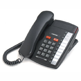 Aastra Single-line 9110 analog Charcoal speakerphone