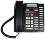 Aastra Single-line 9216 analog Black telephone