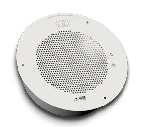 CyberData VoIP SIP Ceiling Speaker V2- PoE Special
