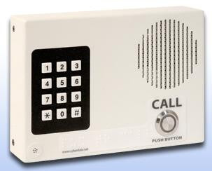 CyberData VoIP SIP Door Entry Intercom