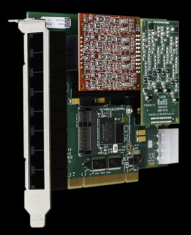 Digium - 1A8A05F VoIP Analog Telephony Cards