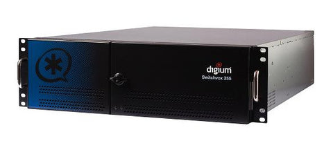 Digium Switchvox 355 Appliance Cold Spare / Platform