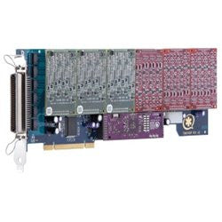 Digium 24 port analog PCI 3.3/5.0V card no