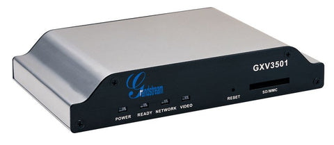 Grandstream IP Video Server/Encoder H.264 AC PoE