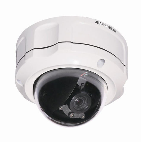Grandstream HD IP Camera Vandal Resistant Weatherproof Motion
