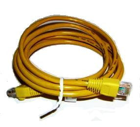 OEM 6ft RJ-45 Cat 5e Patch Cable Yellow