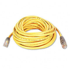 OEM 7ft RJ-45 Cat 5e Patch Cable Yellow