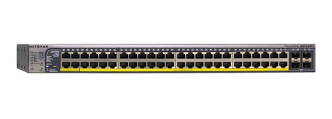 Netgear ProSafe 48-port Gigabit Stackable PoE Smart Switch