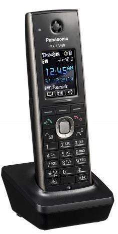 Panasonic VoIP SIP DECT Wireless Handset for TGP600
