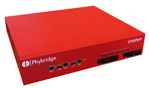 Phybridge 24 Port UniPhyer PhyAdapter(s) required
