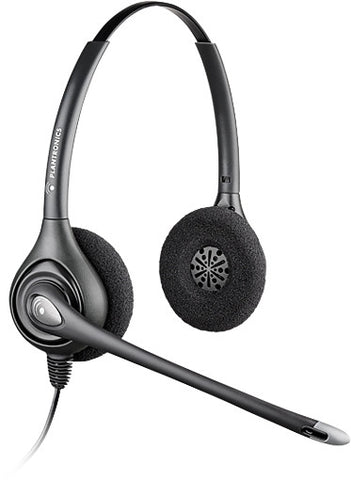 Plantronics HW261N SupraPlus Duo NC Corded Headset requires