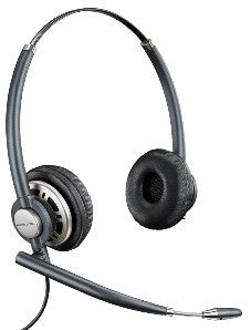 Plantronics - Corded Headsets - Plantronics HW720