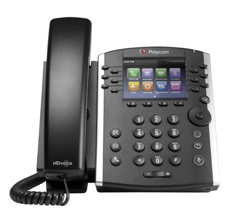 Polycom VoIP SIP VVX 400 Business Media Phone