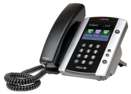 Polycom VoIP SIP VVX 500 Business Media Phone