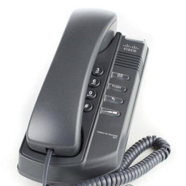 Cisco VoIP SIP and SPCP Telephone 1 Line