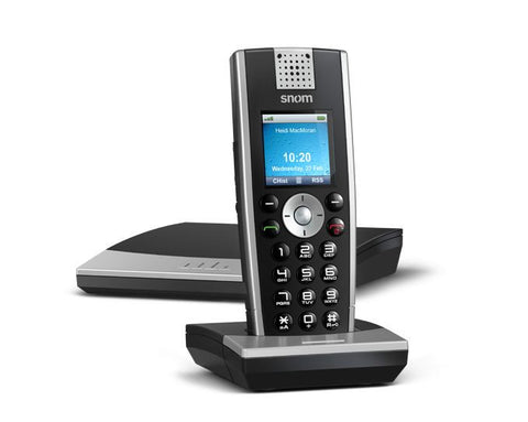 snom VoIP SIP DECT M9r Base Station with