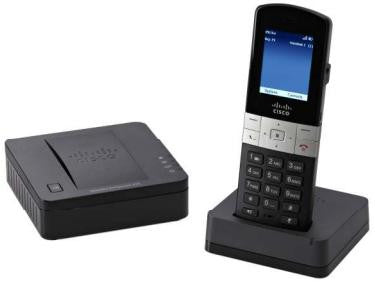 Cisco VoIP SIP DECT Base Station with 1