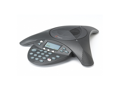 Polycom Analog SoundStation 2 Conference Telephone with Display