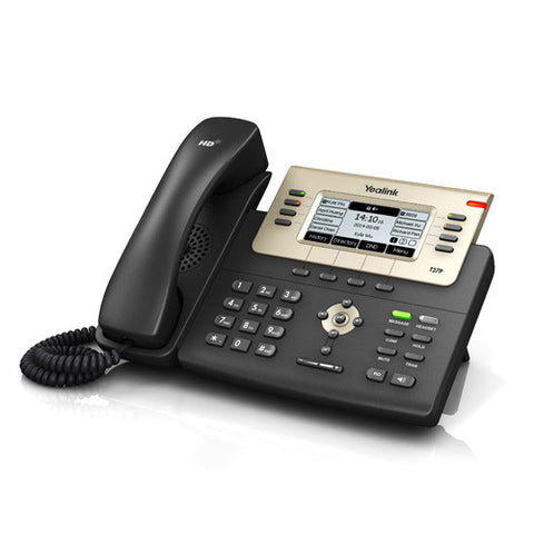Yealink-VoIP SIP T27P Phone (PoE required