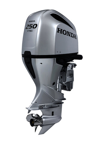 outboard motor servicing