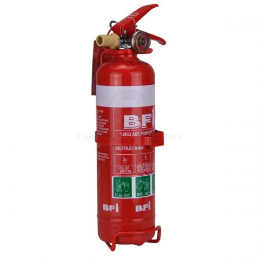 1kg Fire Extinguisher 1A:20B:E Safety Equipment