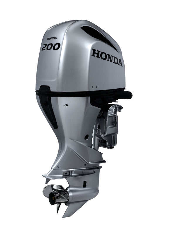 Honda BF200 200hp DBW V6 Four Stroke Outboard Motor (Drive By Wire/Digital Controls)