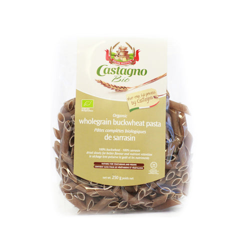 Whole Grain Buckwheat Penne   (Kosher)