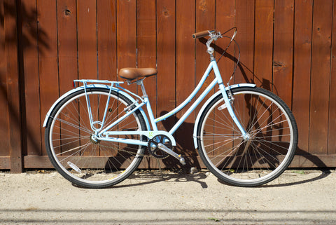 Manhattan Green Women's Single Speed